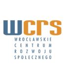 Logo Wrocławskie Centrum Rozwoju Społecznego