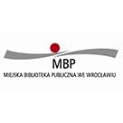 Logo Miejska Biblioteka Publiczna we Wrocławiu