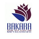 Logo Dom KulturyBAKARA Spółdzielni Mieszkaniowej METALOWIEC