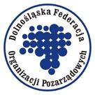 Logo Dolnośląska Federacja Organizacji Pozarządowych