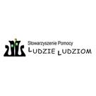 Logo Stowarzyszenie Pomocy Ludzie Ludziom