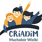 Logo Centrum Rozwoju i Aktywności Dzieci i Młodzieży Muchobór Wielki