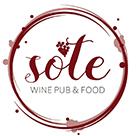 Logo Sote - Wine Pub and Food